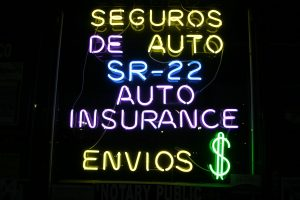SR22 Insurance Las Vegas, NV